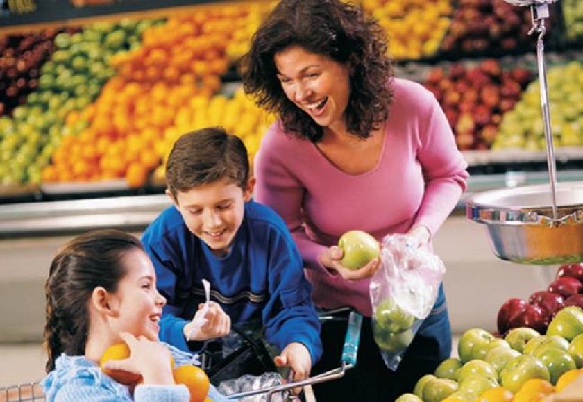 Consejos de Nutrición: Una Estrategia de Compra Saludable