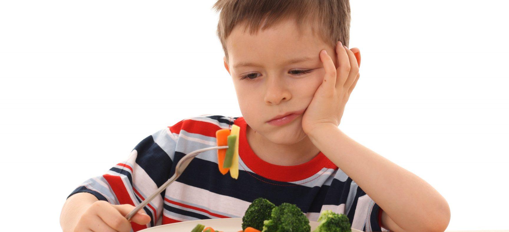 El Desequilibrio Cerebral y la Alimentación Problemática