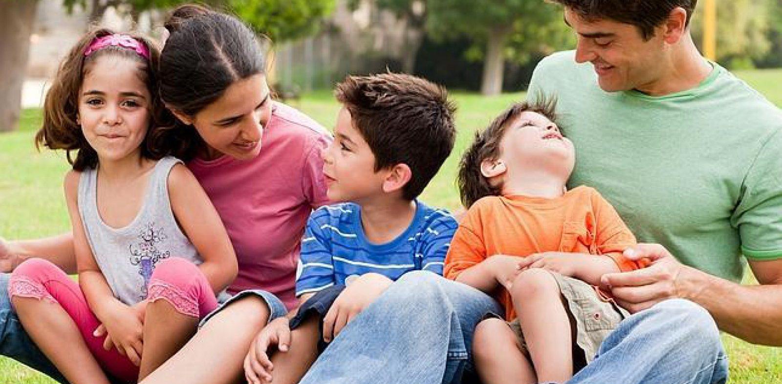 5 Pasos para una Vida Familiar Sana y Feliz