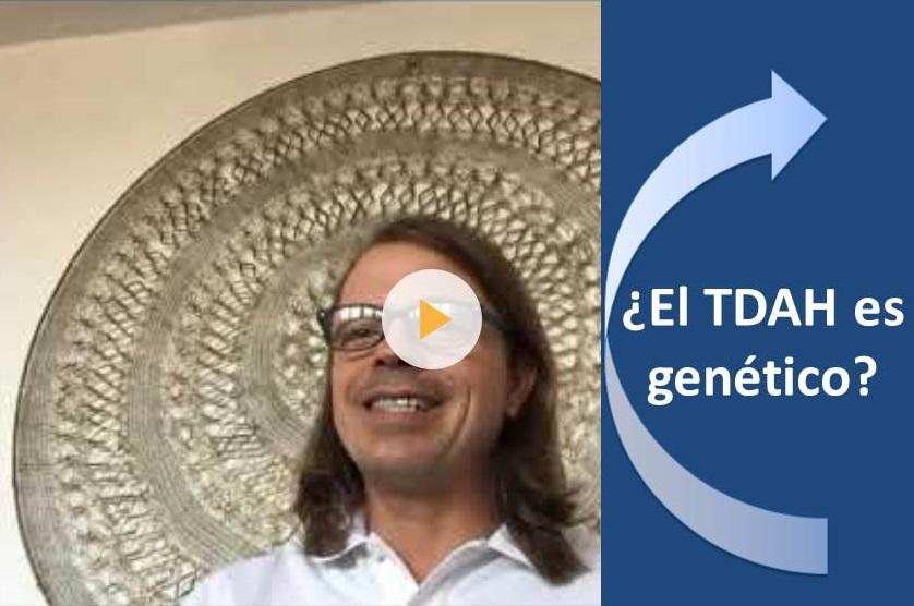 ¿Es el TDAH Genético?