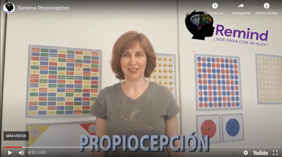 Trabajar la Propiocepción