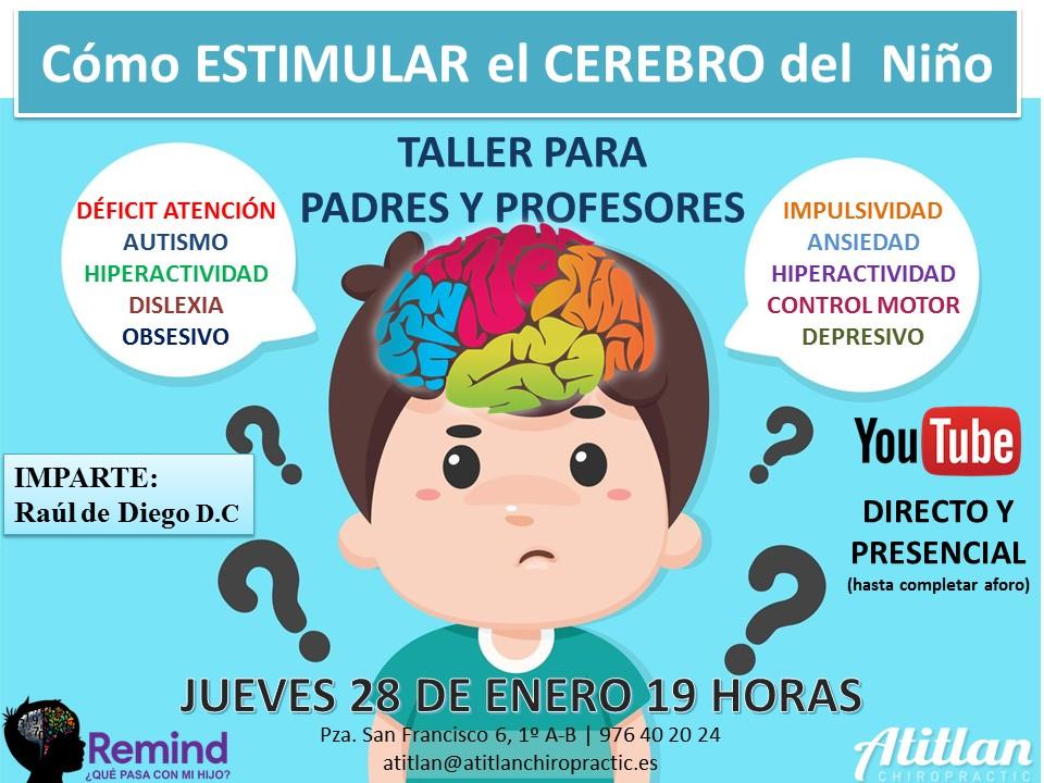 Cómo Estimular el Cerebro del Niño